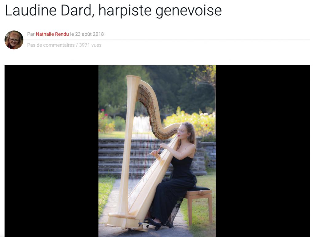Laudine Dard Interview